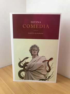"Libro ""La Divina Comedia"" Dante Alighieri"
