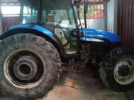 VENDO TRACTOR AGRICOLA NEW HOLLAND TD95