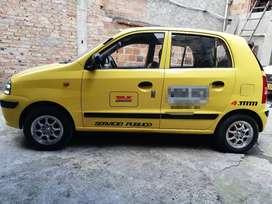 Taxi Hyundai Atos modelo 2008