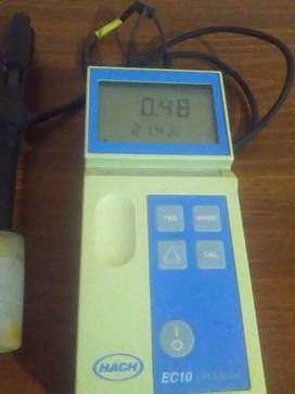 Se venden medidores de ph y oxigeno disuelto