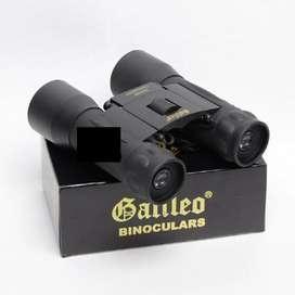 Binoculares negro Galileo 22x36 ref 543