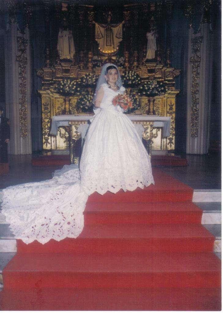 Vestido de Novia Italiano 0