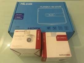 Vendo cámaras (x2) + DVR HD + disco duro 1tb