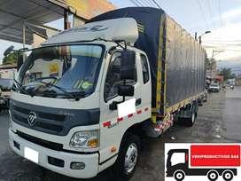 Camión foton 1129 estacas 2016