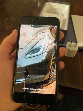Iphone 8 plus 64gb 9/10