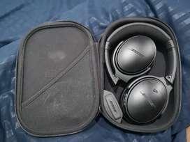 Audifonos Bose Quietcomfor 35 ll negros