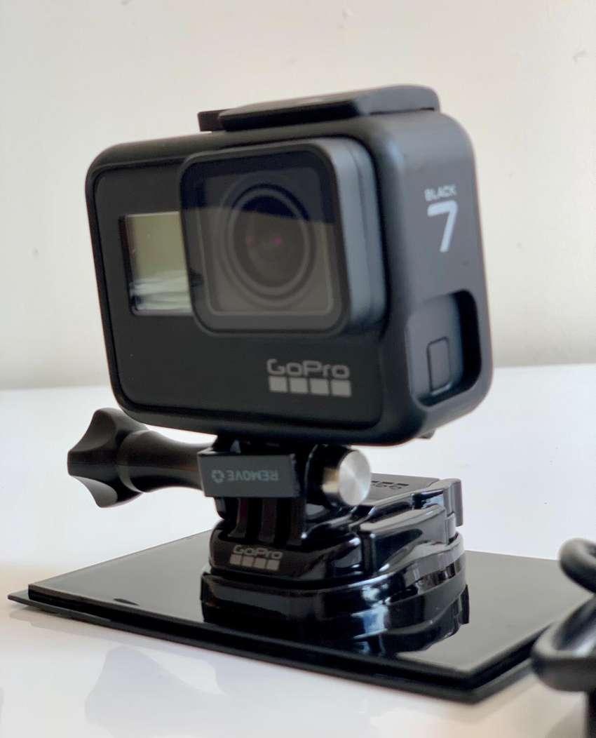 cámara: GoPro HERO7 Black,