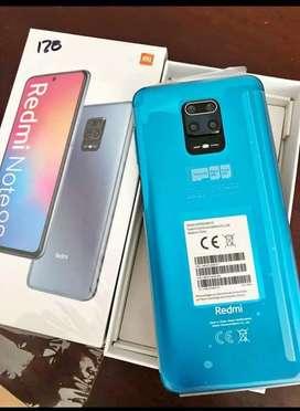 Xiaomi note 9 s 128Gb 6RAM