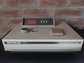 Espectrofotómetro Metrolab 330