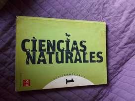 Ciencias naturales 1 serie conectar 2.0