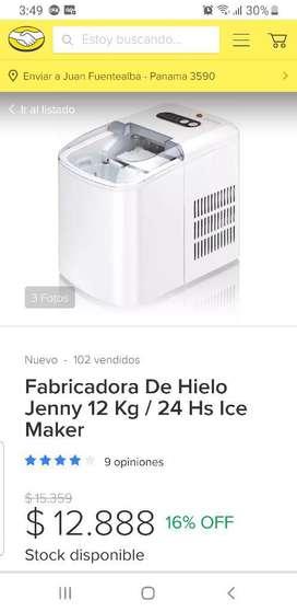 Fabricadora de Hielo