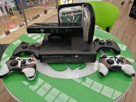 Xbox con todo lo que ves.