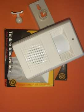 Timbre Electrico Sensor Infrarojo