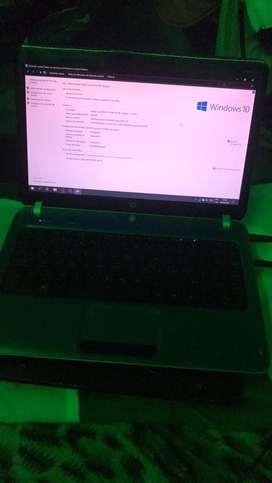 Hp pavilion dv4 intel core i5 con intel hd graficos, precio fijo