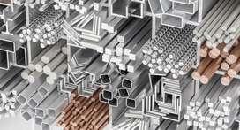 tubos de acero, correas y cubiertas