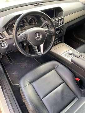 Mercedes benz E250 blueefficiency sport