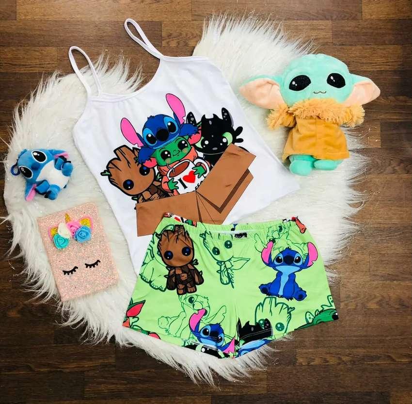 Hermosas Pijamas Animadas