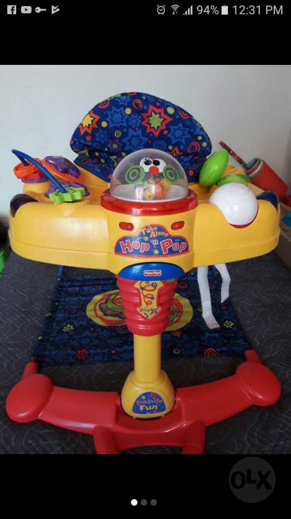 Jumper fisher price 0