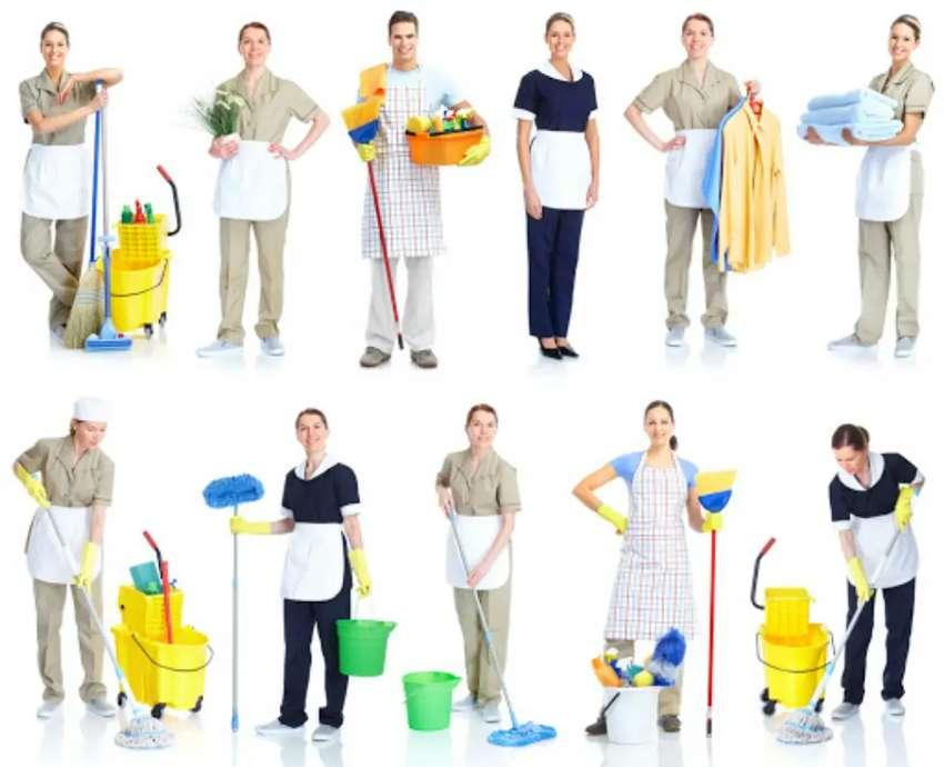 Oficios domesticos