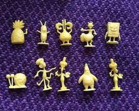 Bob Esponja Miniaturas