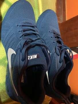 Vendos dos zapatillas una Adidas y Nike