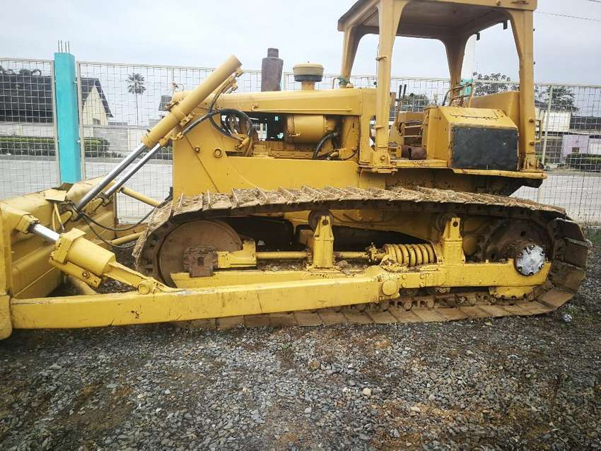 Tractor Cat D6d 0