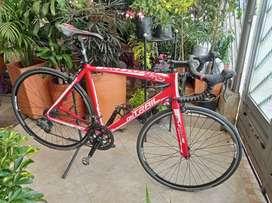 Bicicleta Ruta - On trail.