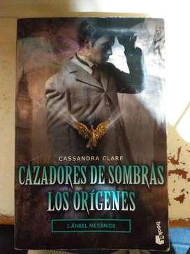 Ángel Mecánico - Casandra Clare