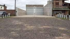 Alquilo Galpon en Resistencia Chaco 1000 m2 sobre colectora R1170