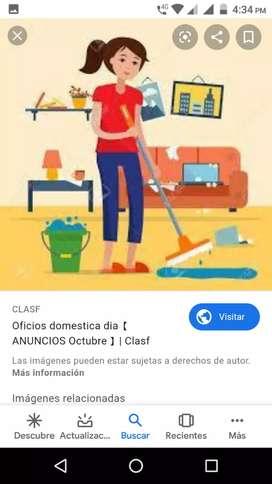 Servicio de haceo casas,apartamentos,etc