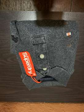 Camisa Polo Superdry