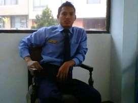 Soy guarda de seguridad o vigilante sin curso pero con expericia