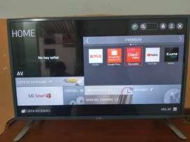 TV DE 32 PULGADAS MARCA LG SMART TV