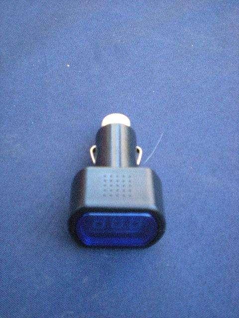 Voltímetro Medidor Digital De Carga De Baterías 0