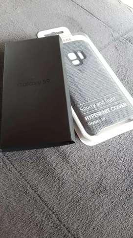Hyperknit Cover Samsung S9 Original Nuevo