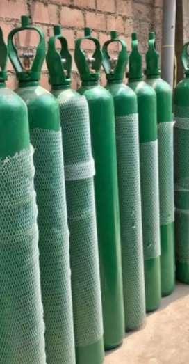 Venta Balones de Oxigeno de 10m3 y 6m3 con kit