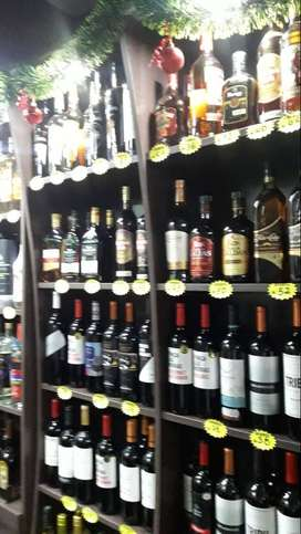 Se traspasa licoreria en la mejor zona licorera nocturna de Lima!!
