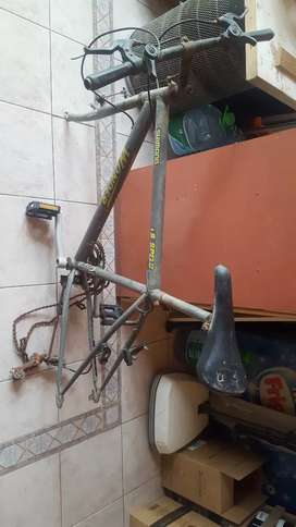 Cuadro de Bici Rodado 26
