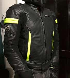 Chaqueta de Proteccion ADT Motowear talla L