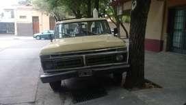 Camioneta Ford F100 En Venta