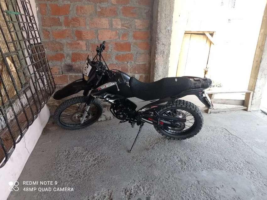 Moto Shineray 6i2018 0