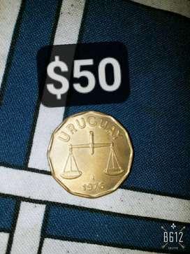 Moneda uruguay 1978