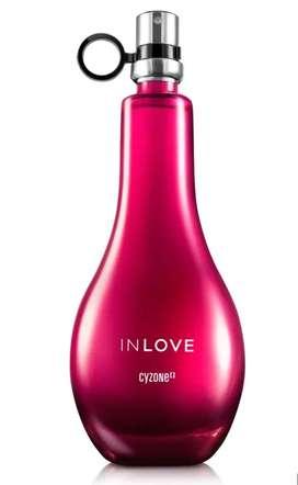 Perfume IN LOVE Cyzone Original