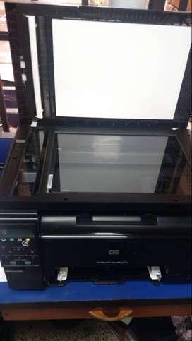 Impresora H.P laser jet 100 color mfp M175a