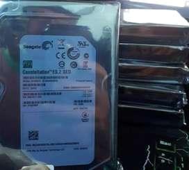 disco duro 2tb  Seagate constelación, 2do uso