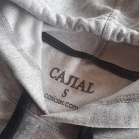 Capuchas/Chompas Hombre Cuenca Minimalistas Casial