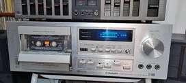 Vendo deck cassettera CTF 800 PIONEER