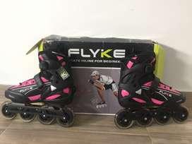 Ganga patines de línea