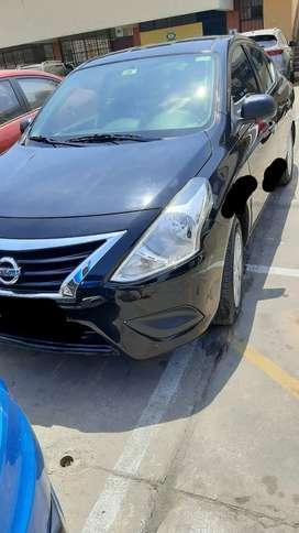Alquilo Taxi Remisse Nissan Versa GNV