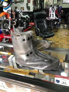 Zapatones para lluvia